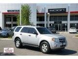 2009 Brilliant Silver Metallic Ford Escape XLT V6 4WD #49361734
