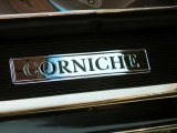 Rolls-Royce Corniche Badges and Logos