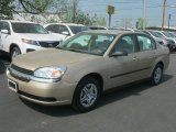 2005 Light Driftwood Metallic Chevrolet Malibu Sedan #49362053