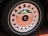 Rolls-Royce Corniche Wheels and Tires