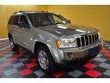 2006 Light Khaki Metallic Jeep Grand Cherokee Limited 4x4 #49361988