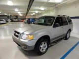 2003 Silver Birch Metallic Ford Explorer Sport XLT 4x4 #49361914