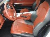 2006 Chrysler Crossfire Limited Roadster Dark Slate Gray/Cedar Interior