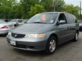2001 Granite Green Honda Odyssey EX #49362092