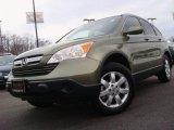 2007 Green Tea Metallic Honda CR-V EX-L #49387699