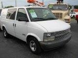 2001 Ivory White Chevrolet Astro Commercial Van #49387718