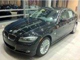 2011 Jet Black BMW 3 Series 335i xDrive Sedan #49390687