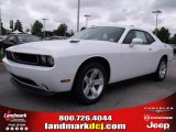2011 Bright White Dodge Challenger SE #49390454