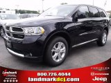 2011 Blackberry Pearl Dodge Durango Express #49390459
