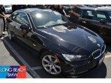 2008 Jet Black BMW 3 Series 335i Coupe #49390532