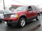 2003 Redfire Metallic Ford Explorer XLT 4x4 #49390479