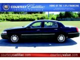 2008 Black Lincoln Town Car Signature Limited #49390642