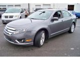 2010 Sterling Grey Metallic Ford Fusion SEL V6 AWD #49390392