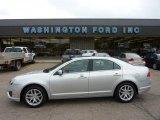 2010 Brilliant Silver Metallic Ford Fusion SEL V6 #49390560