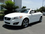 2011 Ice White Volvo C70 T5 #49390740