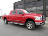 2008 Dodge Ram 3500 SLT Mega Cab 4x4 Data, Info and Specs