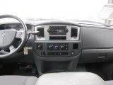2008 Dodge Ram 3500 SLT Mega Cab 4x4 Dashboard