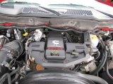 2008 Dodge Ram 3500 SLT Mega Cab 4x4 6.7 Liter Cummins OHV 24-Valve BLUETEC Turbo-Diesel Inline 6-Cylinder Engine