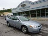 2006 Glacier Blue Metallic Chevrolet Impala LS #49390502