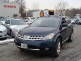 2006 Midnight Blue Pearl Nissan Murano SL AWD #4927191