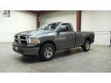 2011 Mineral Gray Metallic Dodge Ram 1500 ST Regular Cab 4x4 #49390755