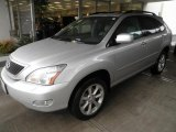 2009 Tungsten Pearl Lexus RX 350 #49390760