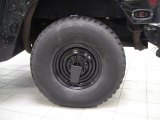 Hummer H1 1998 Wheels and Tires
