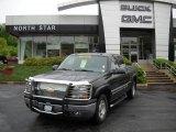2005 Black Chevrolet Silverado 1500 Z71 Extended Cab 4x4 #49418282
