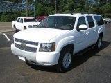 2011 Summit White Chevrolet Suburban LT 4x4 #49418607