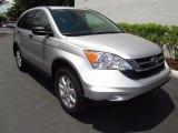 2011 Alabaster Silver Metallic Honda CR-V SE #49418134