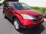 2011 Tango Red Pearl Honda CR-V EX #49418135
