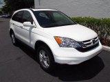 2011 Taffeta White Honda CR-V EX-L #49418136