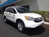 2011 Taffeta White Honda CR-V EX #49418137
