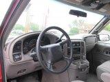 2000 Chevrolet Astro LS Passenger Van Dashboard