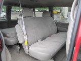 2000 Chevrolet Astro LS Passenger Van Medium Gray Interior