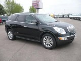 2011 Carbon Black Metallic Buick Enclave CXL AWD #49418191