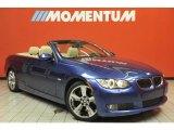 2007 Montego Blue Metallic BMW 3 Series 335i Convertible #49418482