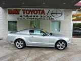 2006 Satin Silver Metallic Ford Mustang GT Premium Coupe #49418204