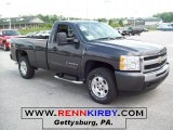 2011 Taupe Gray Metallic Chevrolet Silverado 1500 LT Regular Cab 4x4 #49418484