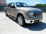2011 Pale Adobe Metallic Ford F150 Texas Edition SuperCrew #49418330