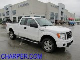 2010 Oxford White Ford F150 STX SuperCab 4x4 #49418040