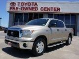 2008 Desert Sand Mica Toyota Tundra SR5 TRD CrewMax #49418213