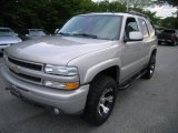 2005 Silver Birch Metallic Chevrolet Tahoe Z71 4x4 #49418508