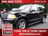 2003 Black Ford Explorer Limited #49418696