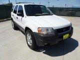 2003 Oxford White Ford Escape XLT V6 #49418348