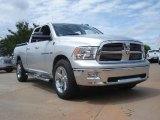 2011 Bright Silver Metallic Dodge Ram 1500 Big Horn Quad Cab #49418518