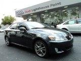 2008 Black Sapphire Pearl Lexus IS 250 #49418709