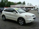 2008 White Diamond Pearl Acura RDX  #49418266