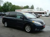 2011 South Pacific Blue Pearl Toyota Sienna XLE #49418273