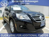 2011 Deep Black Metallic Volkswagen Tiguan SE #49418722